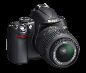 Máy ảnh Nikon DSLR D5000